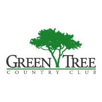 Logo of golf course named Green Tree Country Club