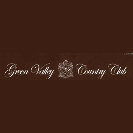Logo of golf course named Green Valley Golf Course