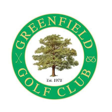 Logo of golf course named Greenfield Golf Club