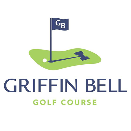 Logo of golf course named Griffin Bell Golf and Conference Center