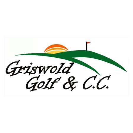 Logo of golf course named Griswold Golf and Country Club