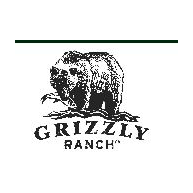 Logo of golf course named Grizzly Ranch Golf Club