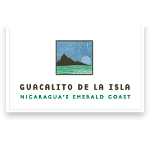 Logo of golf course named Guacalito Golf Course