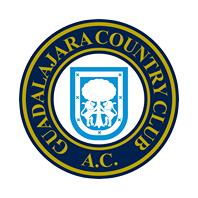 Logo of golf course named Guadalajara Country Club