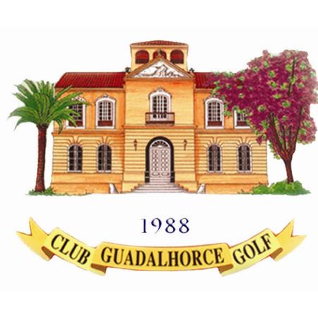 Logo of golf course named Guadalhorce Golf Club