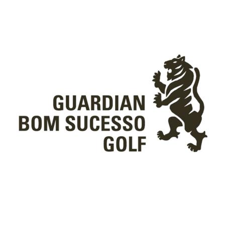 Logo of golf course named Guardian Bom Sucesso Golf