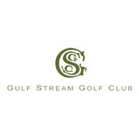 Logo of golf course named Gulf Stream Golf Club