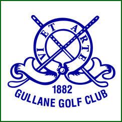 Logo of golf course named Gullane Golf Club - Course No. 1