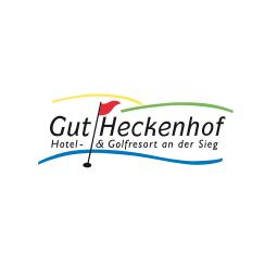 Logo of golf course named Gut Heckenhof Hotel and Golfresort An Der Sieg