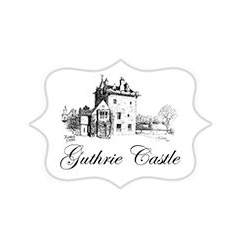 Logo of golf course named Guthrie Castle Golf Club