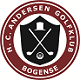 Logo of golf course named H.C. Andersen Golf - Bogense