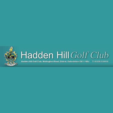 Logo of golf course named Hadden Hill Golf Club