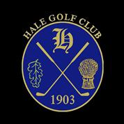 Logo of golf course named Hale Golf Club