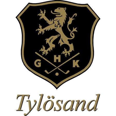 Logo of golf course named Halmstad Golfklubb Tylosand