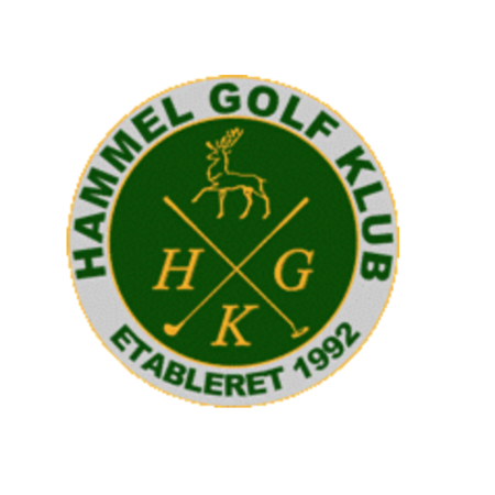 Logo of golf course named Hammel Golf Club