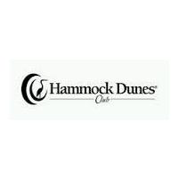 Logo of golf course named Hammock Dunes