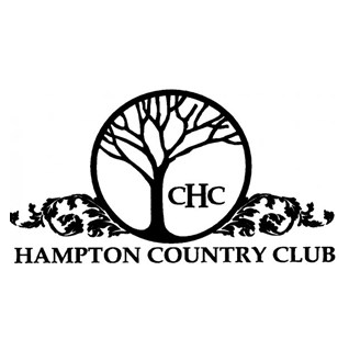 Logo of golf course named Hampton Golf and Country Club