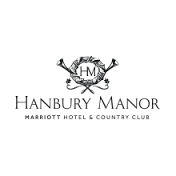 Logo of golf course named Hanbury Manor Golf Club