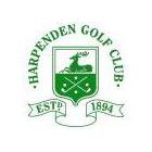 Logo of golf course named Harpenden Golf Club