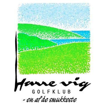 Logo of golf course named Harre Vig Golf Club