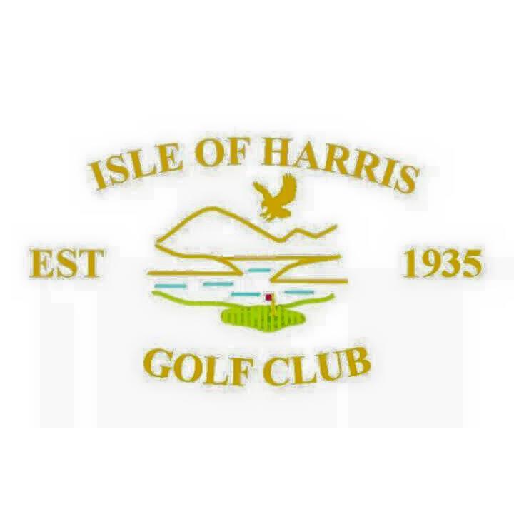 Logo of golf course named The Isle of Harris Golf Club
