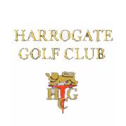 Logo of golf course named Harrogate Golf Club