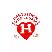 Logo of golf course named Hartstown Golf Course