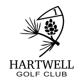 Logo of golf course named Hartwell Golf Club