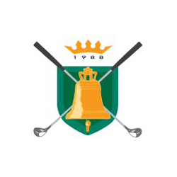 Logo of golf course named Hauger Golfklubb