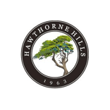 Logo of golf course named Hawthorne Hills Golf Course
