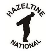 Logo of golf course named Hazeltine National Golf Club
