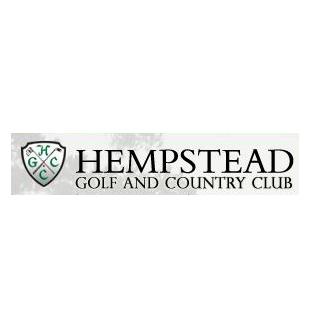 Logo of golf course named Hempstead Golf Club