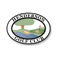 Logo of golf course named Henderson Golf Club