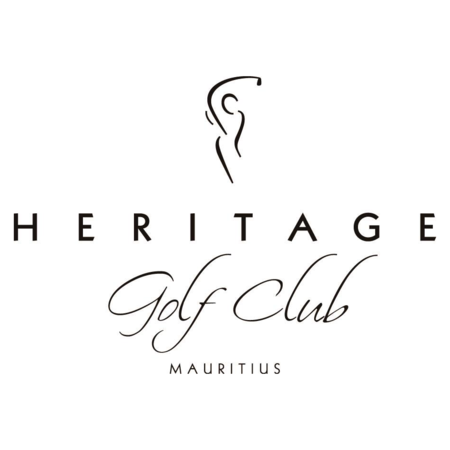 Logo of golf course named Heritage Golf Club