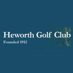 Logo of golf course named Heworth Golf Club (Durham)