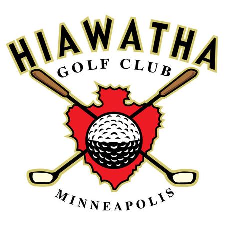 Logo of golf course named Hiawatha Golf Course