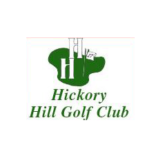 Logo of golf course named Hickory Hill Golf Course
