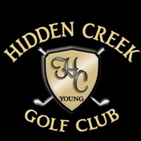 Logo of golf course named Hidden Creek Golf Club