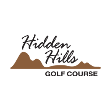 Logo of golf course named Hidden Hills Golf Course