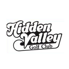 Logo of golf course named Hidden Valley Golf Club
