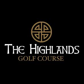 Logo of golf course named Highland Golf Course