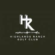 Logo of golf course named Highlands Ranch Golf Club