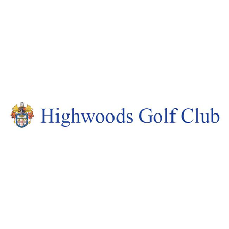 Logo of golf course named Highwoods (Bexhill) Golf Club