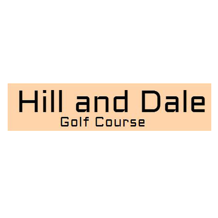 Logo of golf course named Hill N Dale Golf Country Club