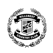 Logo of golf course named Hillcrest Country Club