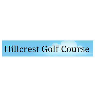 Logo of golf course named Hillcrest Golf Course