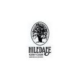 Logo of golf course named Hilldale Golf Club