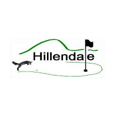 Logo of golf course named Hillendale Golf Course