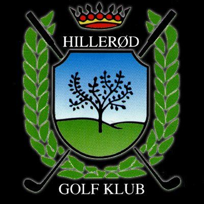 Logo of golf course named Hilleroed Golf Club