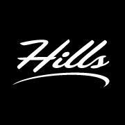 Logo of golf course named Hills Golf Club